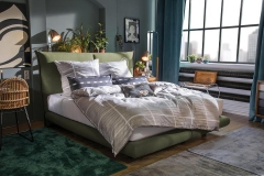 Tom Tailor Soho Pillow boxspring ágy NTBO 3 szövettel