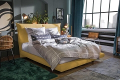 Tom Tailor Soho Pillow boxspring ágy NTBO 55 szövettel