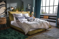 Tom Tailor Soho Pillow boxspring ágy NTBO 5 szövettel