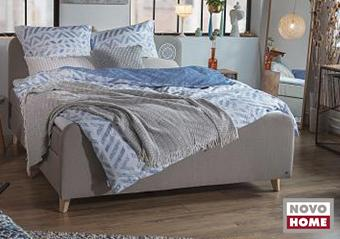 Boxspring ágy - Tom Tailor Nordic Pure Box