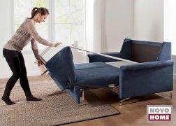 3. lépés lábrész földre helyezése, matracvédő a fekvőfelületen