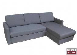 5939 kanapé elegáns szürke színben