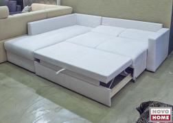 Óriási ágyfelülettel rendelhető, akár 3 személy részére is kényelmes fekhely