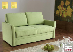 5942 ágynak nyitható kanapé XUN23 szövettel, K karfával