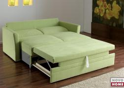 5942 kanapé nyitott állapotban, K karfával