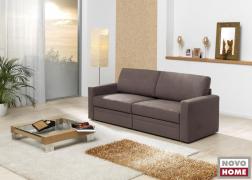 5942 nagy méretű ágynak nyitható kanapé TBO 12 szövettel, M karfával