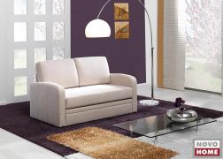 5942 ágynak nyitható kanapé ZFX2 szövettel, L karfával