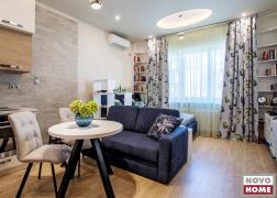 5942 ADA ágyazható kanapé vásárlónk otthonában