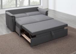5946 kanapé teljesen ágynak nyitva