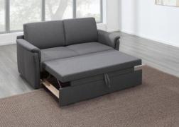 5946 kanapé félig nyitott állapotban