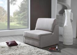 5946 fotelágy  XLA 9 szövettel mindkét oldalán végzáró Blende elemmel