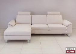 6204 Antila, ADA Trendline kanapé üzletünkben, bőr hatású szövettel, B karfával
