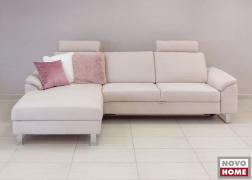 6204 Antila, ADA Trendline kanapé, pasztell rózsaszín párnákkal