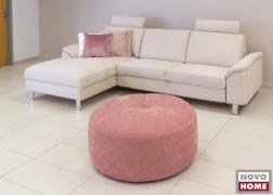 6204 Antila, ADA Trendline kanapé 90 cm átmérőjű, kör alakú puffal