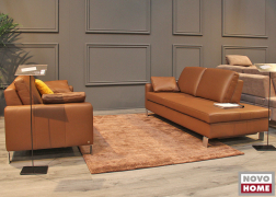 6283 kanapé két változatban, mindkét oldalon karfás, ill. egyik oldalán nyiott
