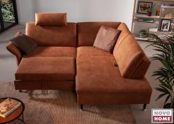 A Domino kanapé ágyazható kivitelben is kérhető