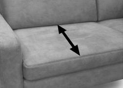 53 cm-es ülésmélység