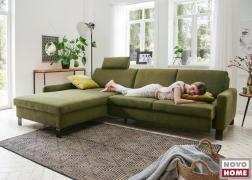 Az ülésmélység állítás funkció segítségével, kényelmes 1 személyes fekvőfelületet kapunk