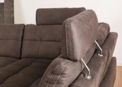 Diletta ülőgarnitúra állítható magasságú nyaktámasz
