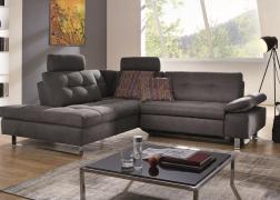 6296 ADA Trendline Diletta kanapé, steppelt ülőfelülettel és háttámlával