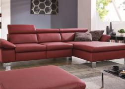 6296 ADA Trendline Diletta kanapé mozgatható nyaktámasz résszel