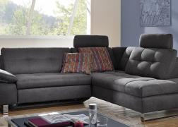 6296 Diletta kanapé állítható ülésmélységgel a jobb oldalon