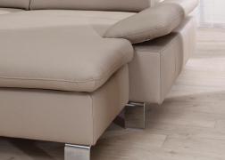 kanapé , mozgatható karfa