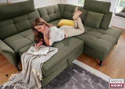 Kényelmes ágy szerkezettel is rendelhető
