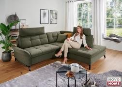 Az ülésmélység állítás funkció segítségével kevésbé mély 55 cm-es ülésmélység is kialakítható