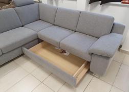 Kihúzható ágyneműtartó fiók