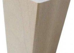 H 179 fa láb választható színben 10 és 13 cm-es méretben