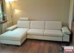 6435 kanapé E típúsú mozgatható karfával
