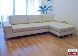 6435 ADA sarok ülőgarnitúra, C típusú karfa, vásárlónk otthonában