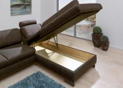 6435 ADA kanapé ágyneműtartós