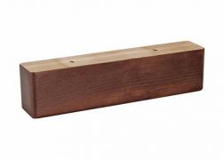 H 601-es fa láb - 6,5 cm magas