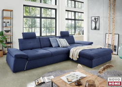 6617 ADA Bronx Classic kanapé állítható ülésmélységgel