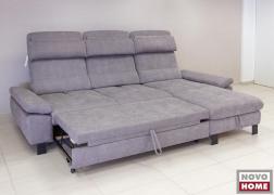 6668 ADA Trendline kanapé, ágyazható kivitel, ELK vízzel tisztítható szövettel