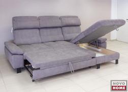 6668 ADA Trendline kanapé, nagy méretű ágyneműtartóval