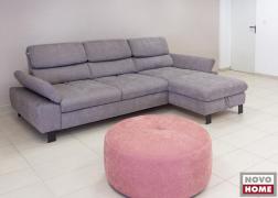 6668 ADA Trendline kanapé, mozgó karfa felső állásban