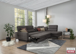 Ágyazható kivitelben is rendelhető extra széles fekvőfelülettel
