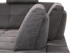 Mélyíthető ülőfelület a háttámla mozgatásával