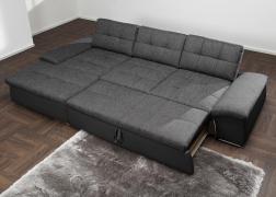 ADA 6674 ülőgarnitúra óriási méretű ágy funkcióval
