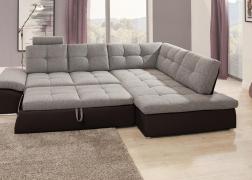 150 cm széles fekvőfelülettel, egyszerűen felbillenthető ágy mechanikával