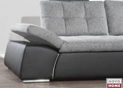 A karfa mozgatható és fix kivitelben is kérhető