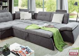6674 kanapé ágyazható kivitel óriási 150 cm széles fekvőfelülettel
