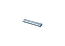 A 212 alumínium láb, 3 cm magas