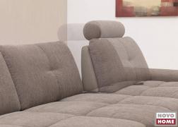 Ülésmélység változtatható 56 vagy 80 cm lehet