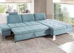 Ágyszerkezettel is rendelhető kanapé