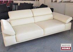 6820 ADA kanapé KTCO 1 krém színű textilbőrrel