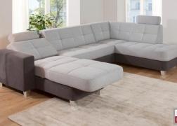 Pihenőkanapé relax funkció, előre húzható ülőfelület, dönthető háttámla
